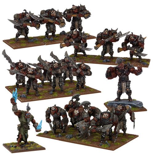 Mantic Ogre Army