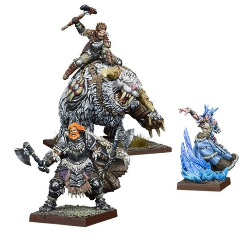 Mantic Northern Alliance Warband Booster