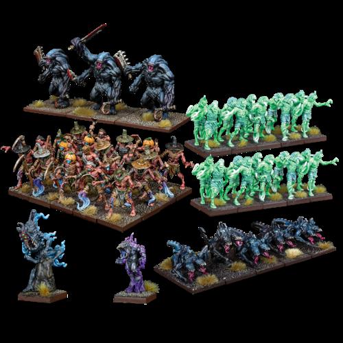 Mantic Nightstalker Army