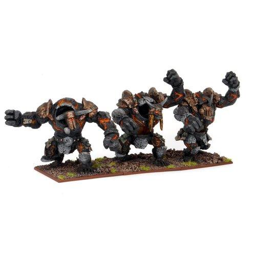 Mantic Lesser Obsidian Golems