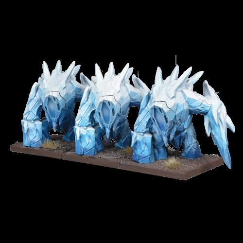 Mantic Ice Elemental Regiment