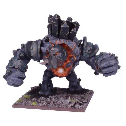 Mantic Greater Obsidian Golem