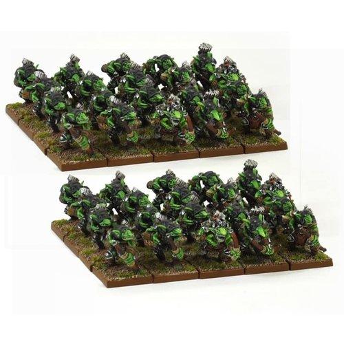 Mantic Goblin Spitter Horde