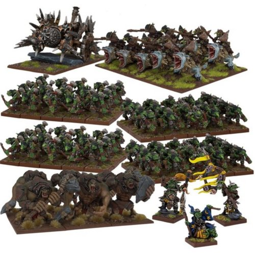 Mantic Goblin Mega Army