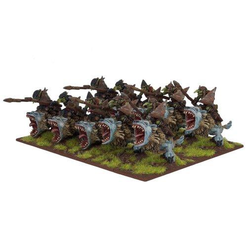 Mantic Goblin Fleabag Riders