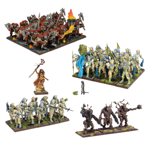 Mantic Forces of Nature Army