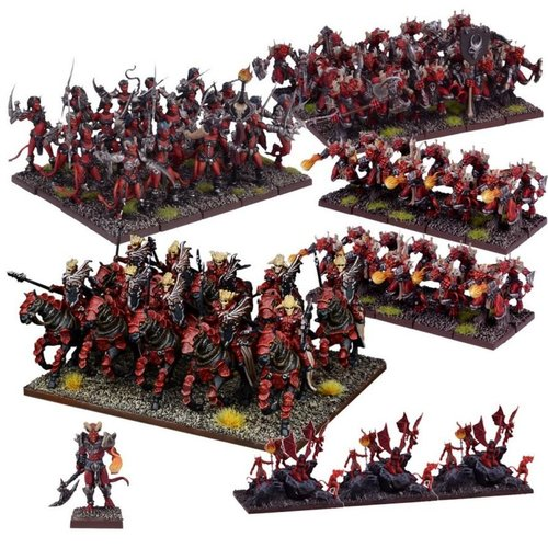 Mantic Forces of Abyss Army
