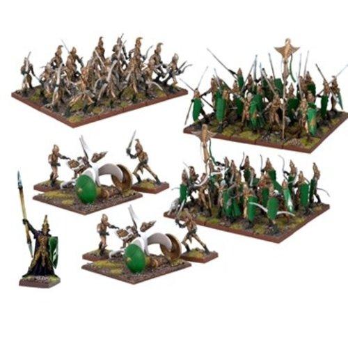 Mantic Elf Army