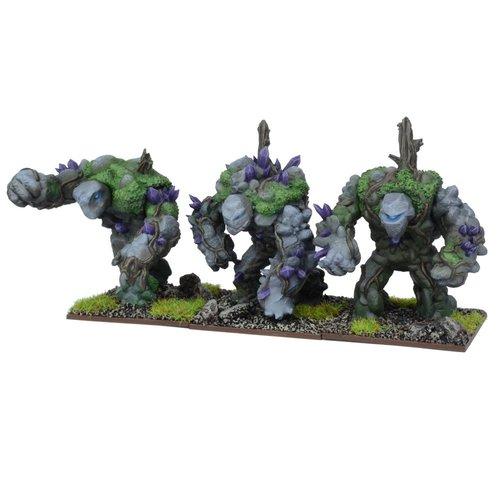 Mantic Earth Elemental Regiment