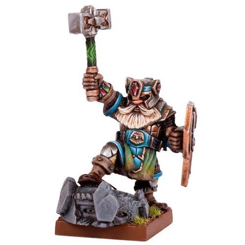 Mantic Dwarf King