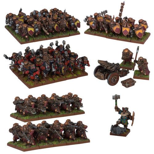 Mantic Dwarf Army
