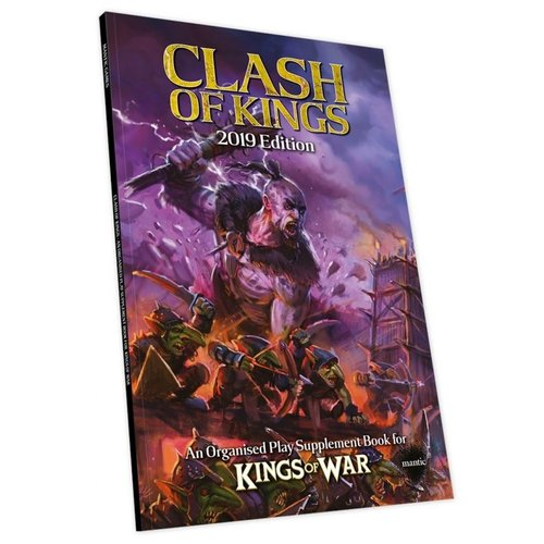 Mantic Clash of Kings 2019 Supplement