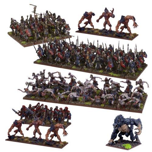 Mantic Undead Mega Army