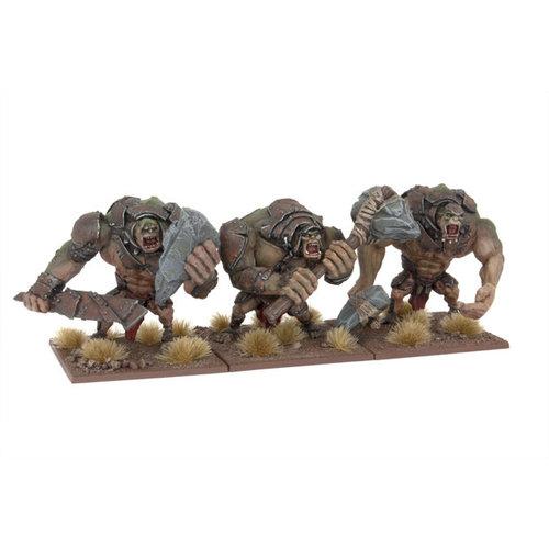 Mantic Troll Regiment