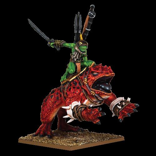 Mantic Trident Realms Riverguard Dambuster