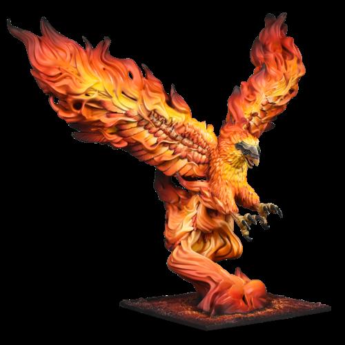 Mantic Basilean Phoenix