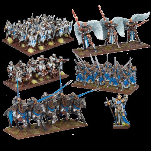 Mantic Basilean Army