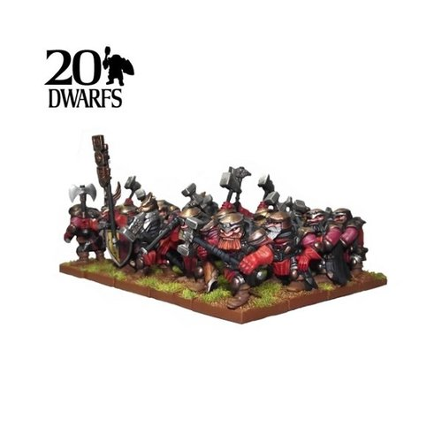 Mantic Shieldbreaker Regiment