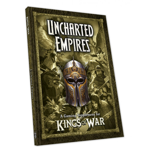 Mantic 3rd Edition Uncharted Empires