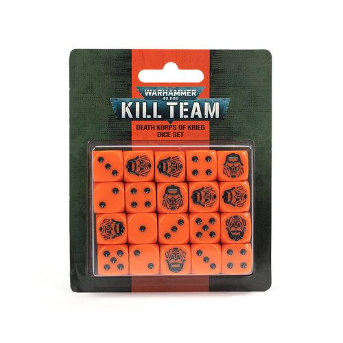 Death Korps of Krieg Dice Set