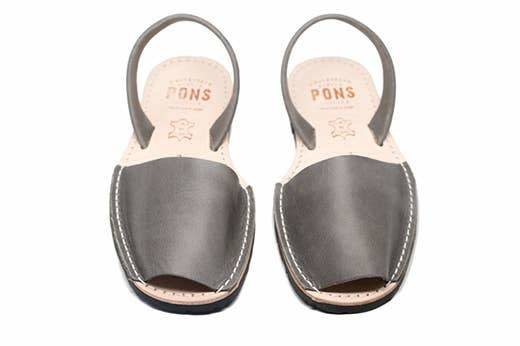Pons Classic Women-Grey