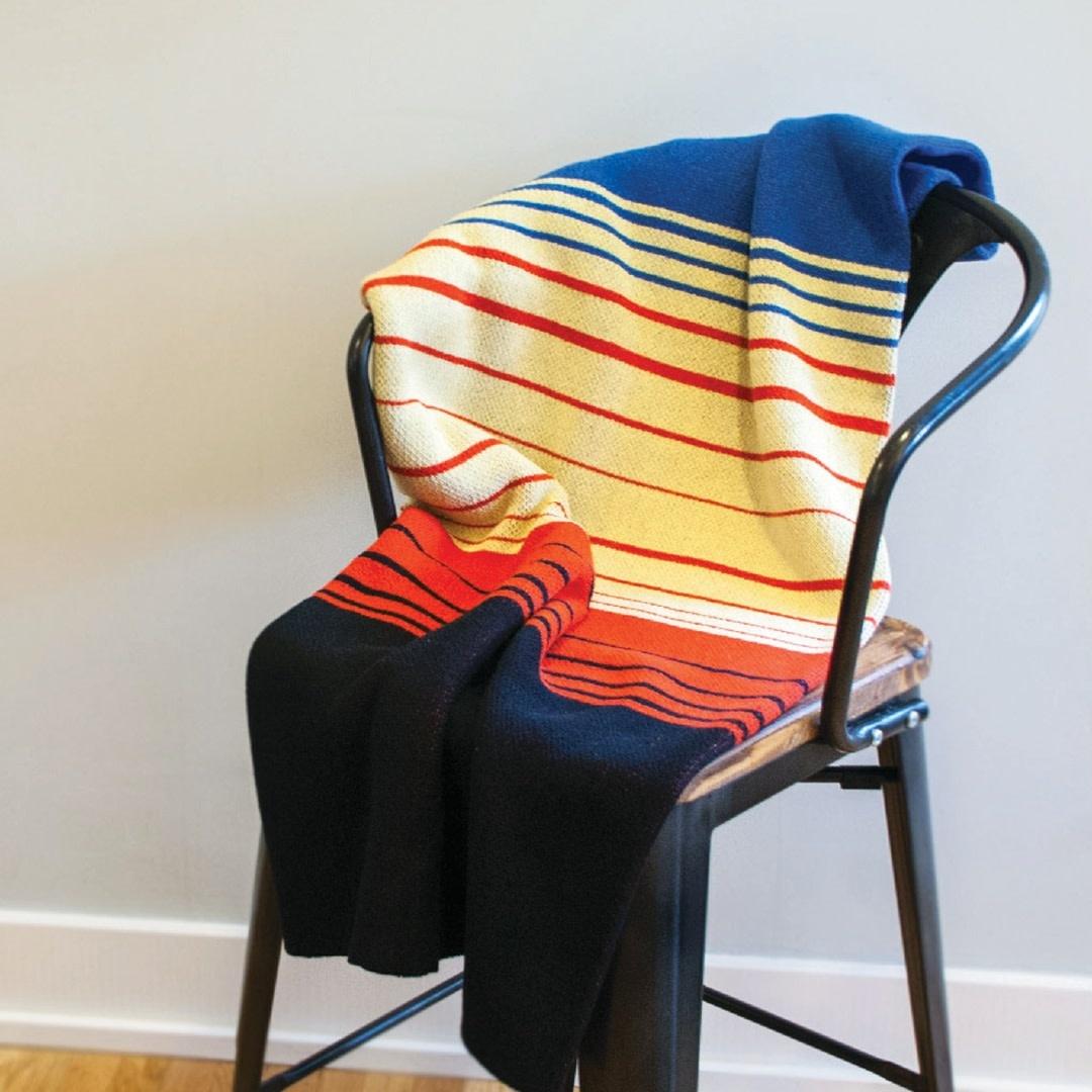 Sol Throw Blanket