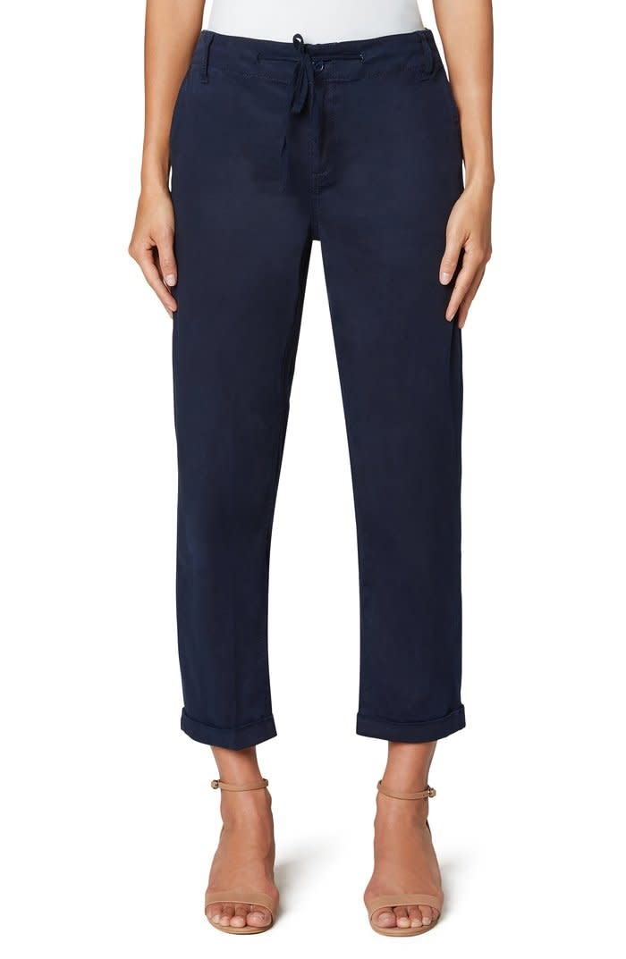 Utility Pant With Drawstring