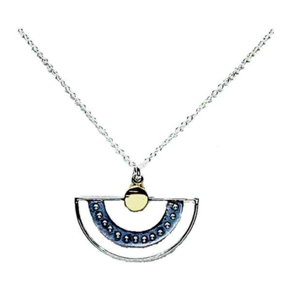 Egyptian Sun Pendant Necklace
