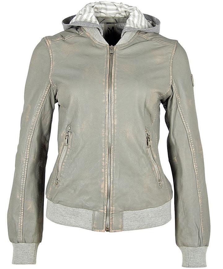 Moxi Leather Jacket