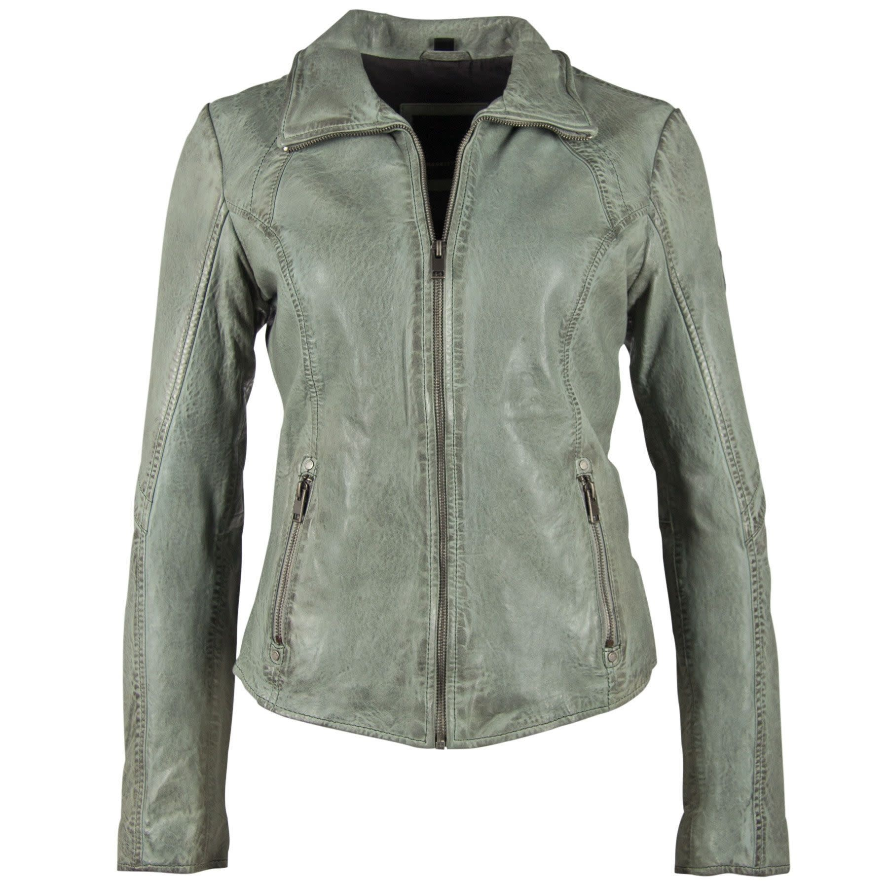 Else Leather Jacket
