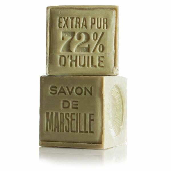 300g Marseille Soap Cube 72%