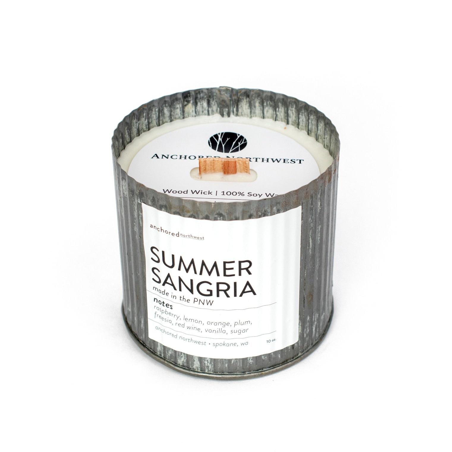 Summer Sangria 10oz Candle