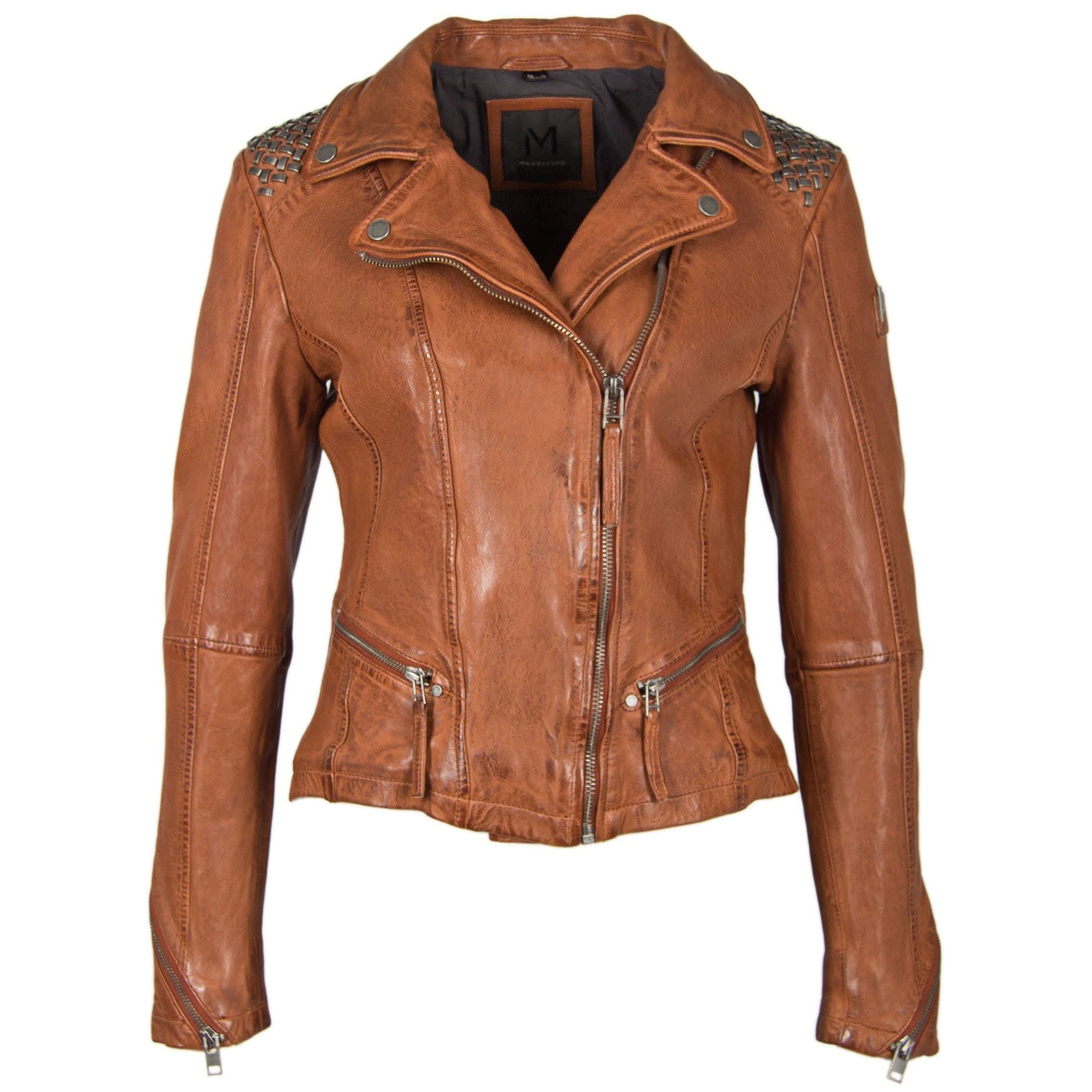 Happy Leather Jacket