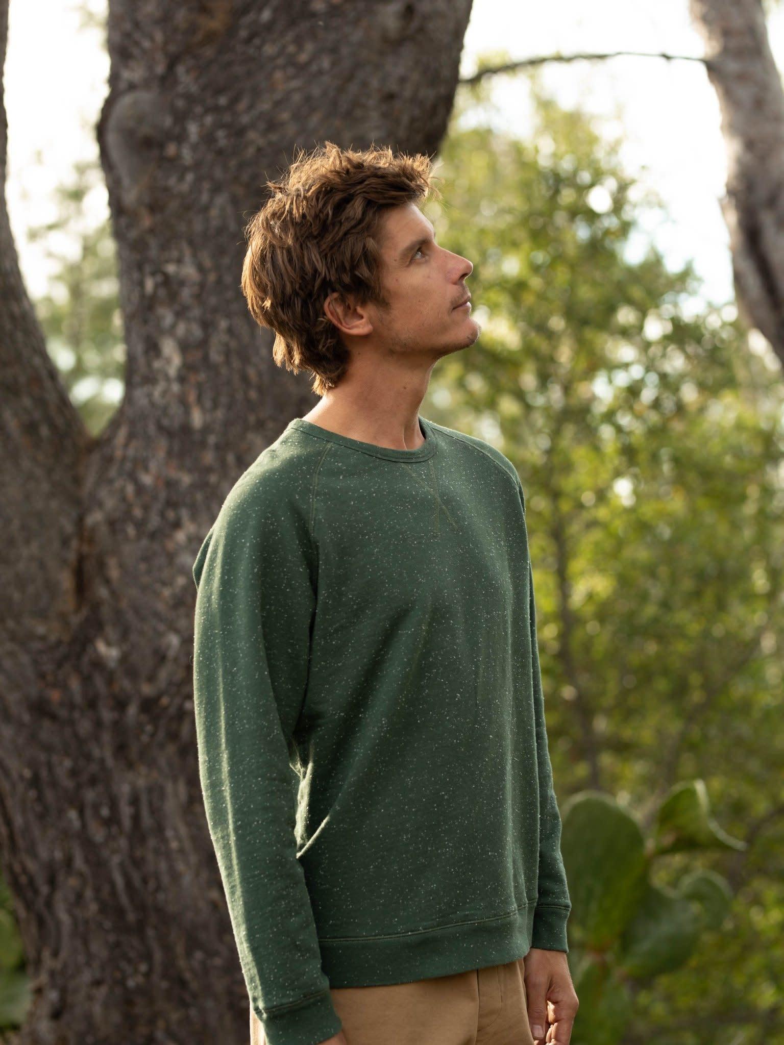 Cosmos Crew Sweater