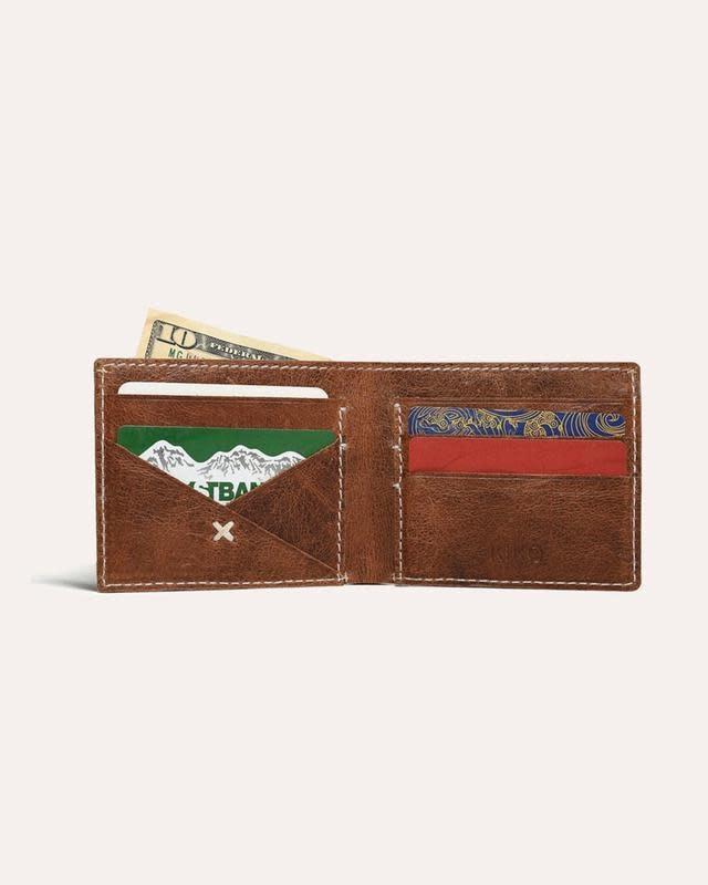 X Bifold Wallet