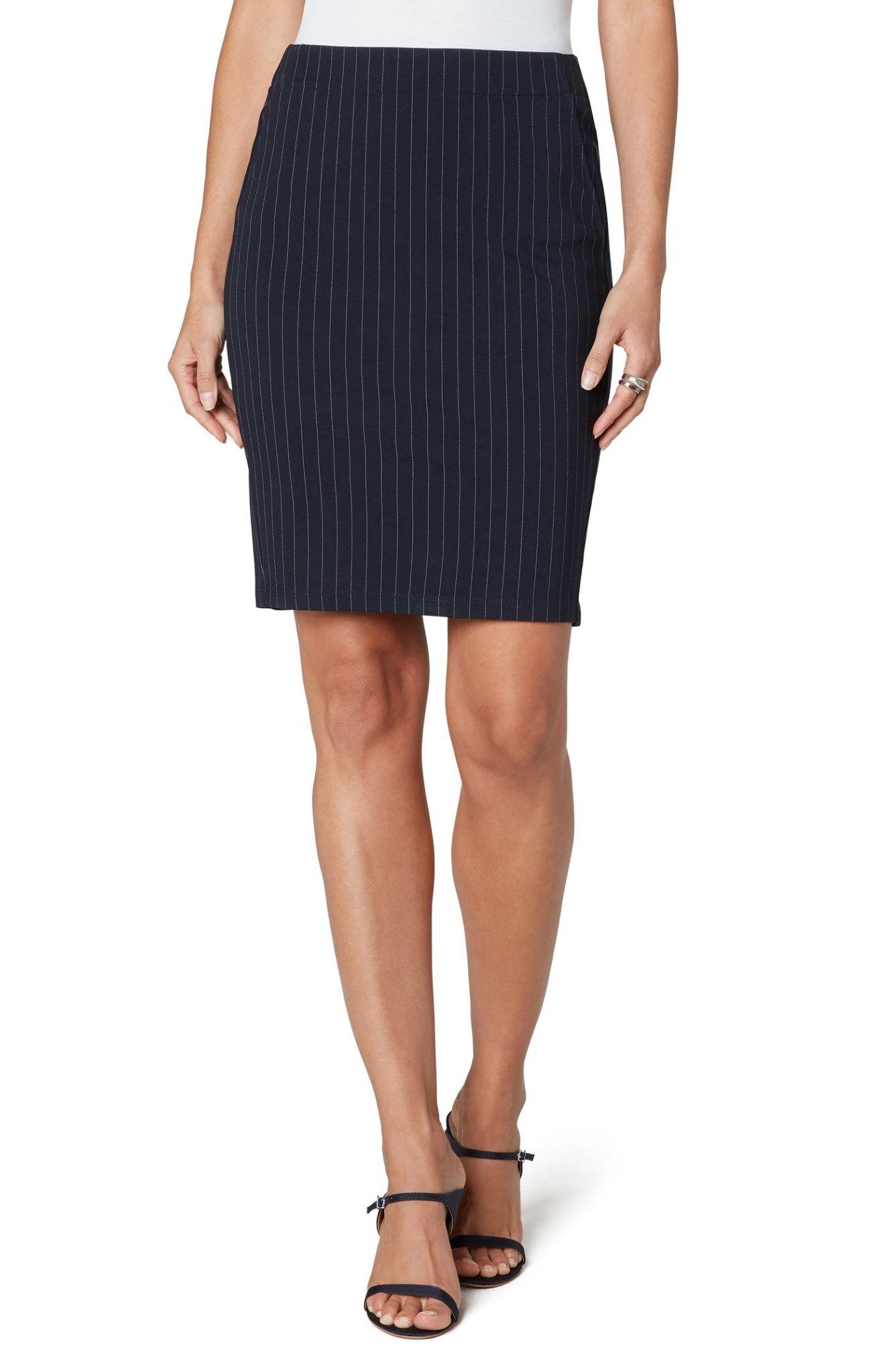 Pull-On Trouser Skirt