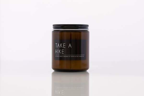 Take a Hike 8oz. Candle