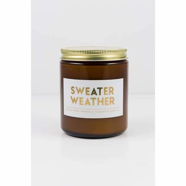 Sweater Weather 8oz Candle