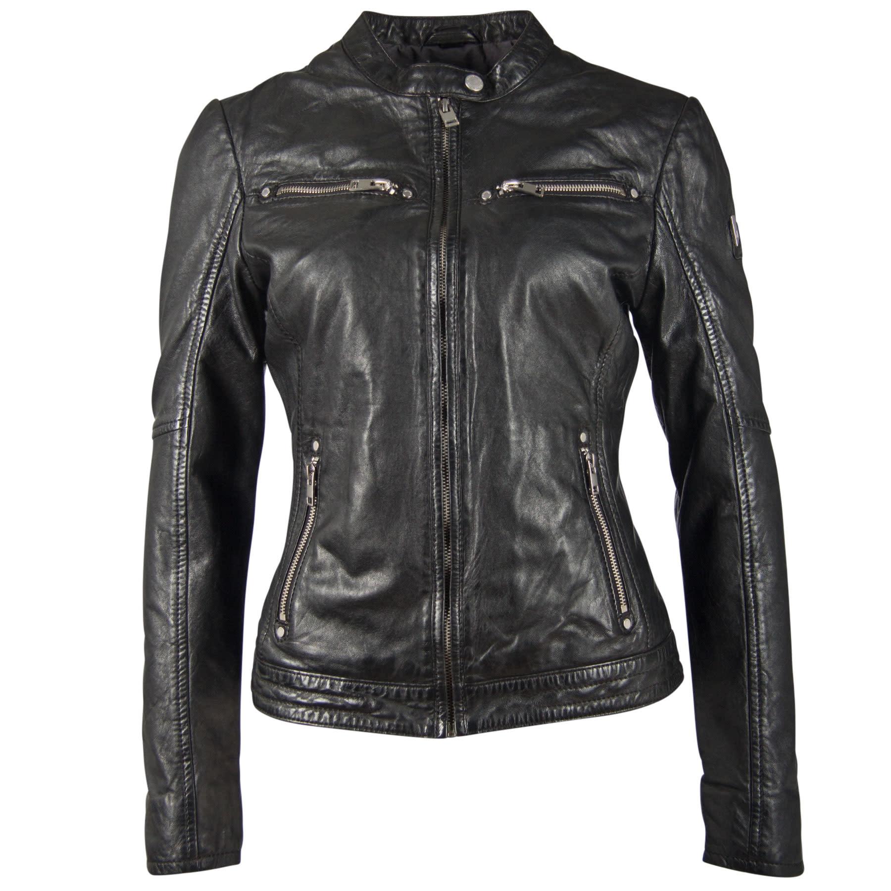 Charlee Leather Jacket