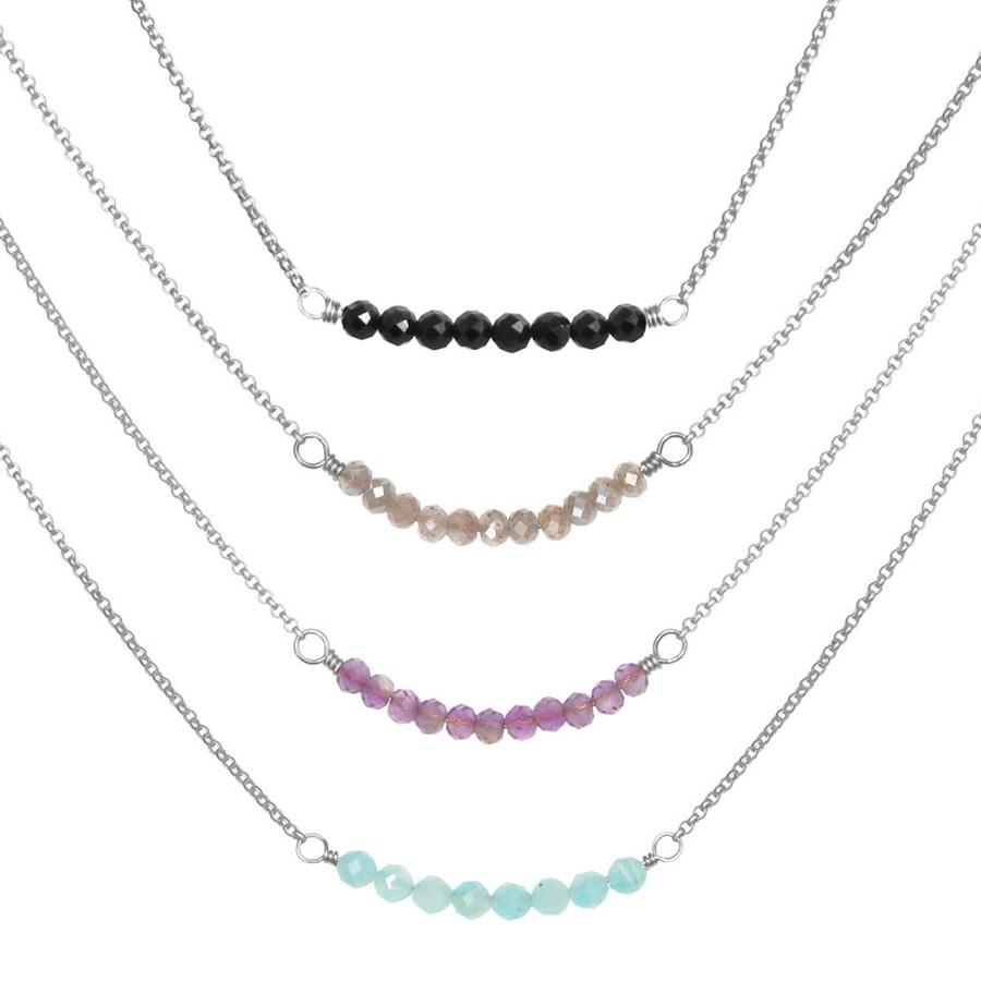 Cari Necklace Silver
