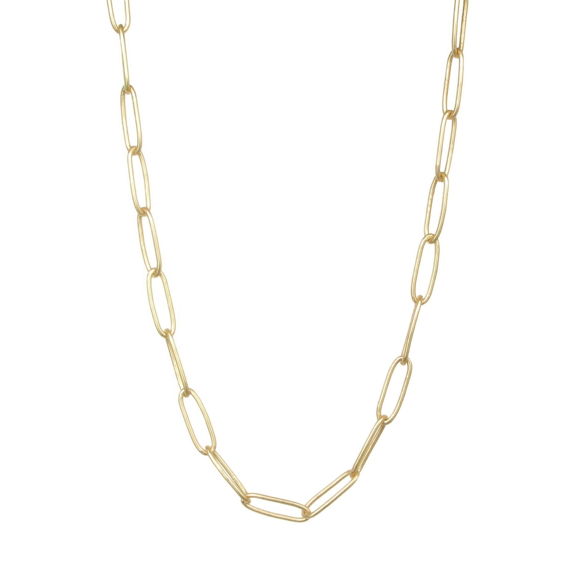 Medium Paperclip Chain Necklace