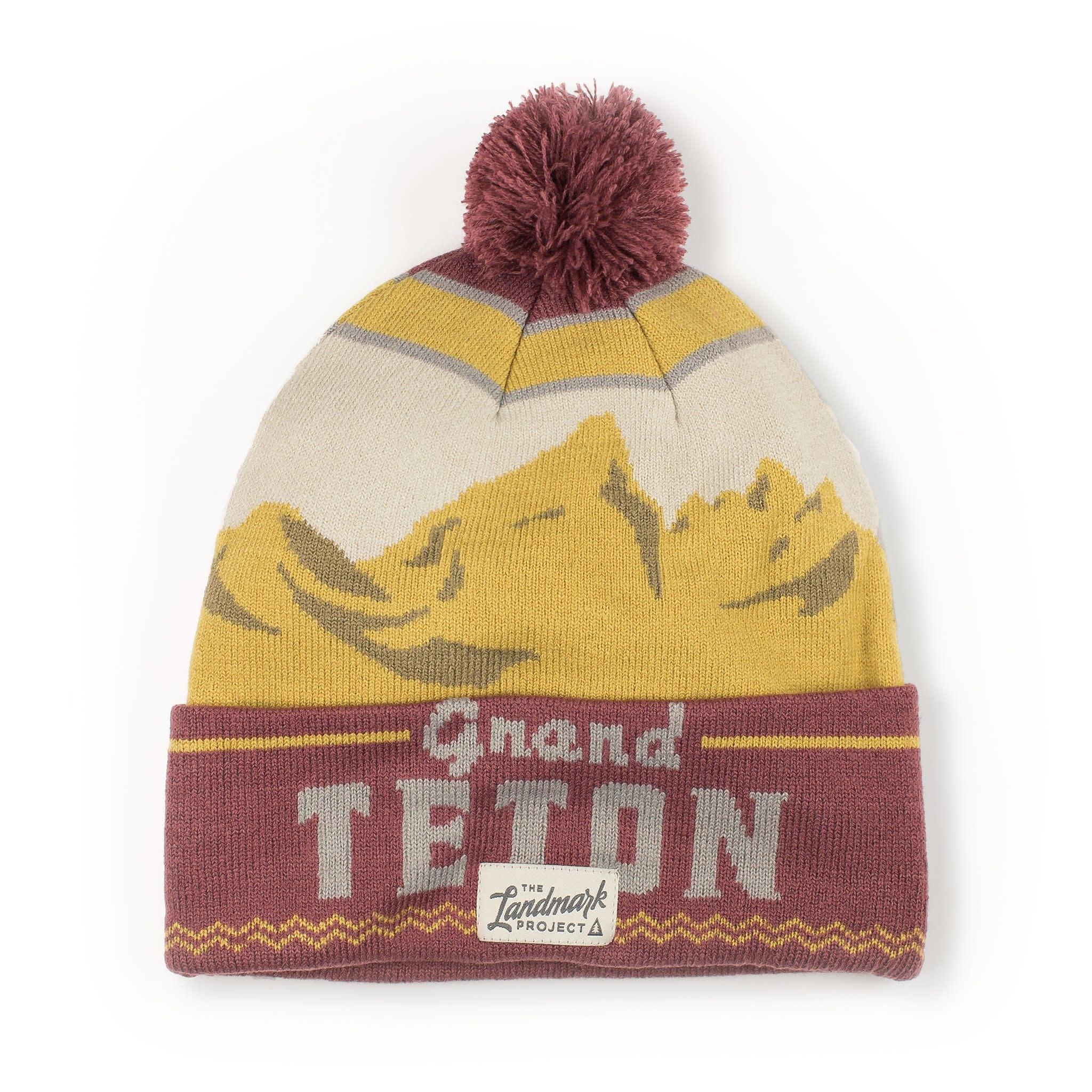 Grand Teton National Park Beanie