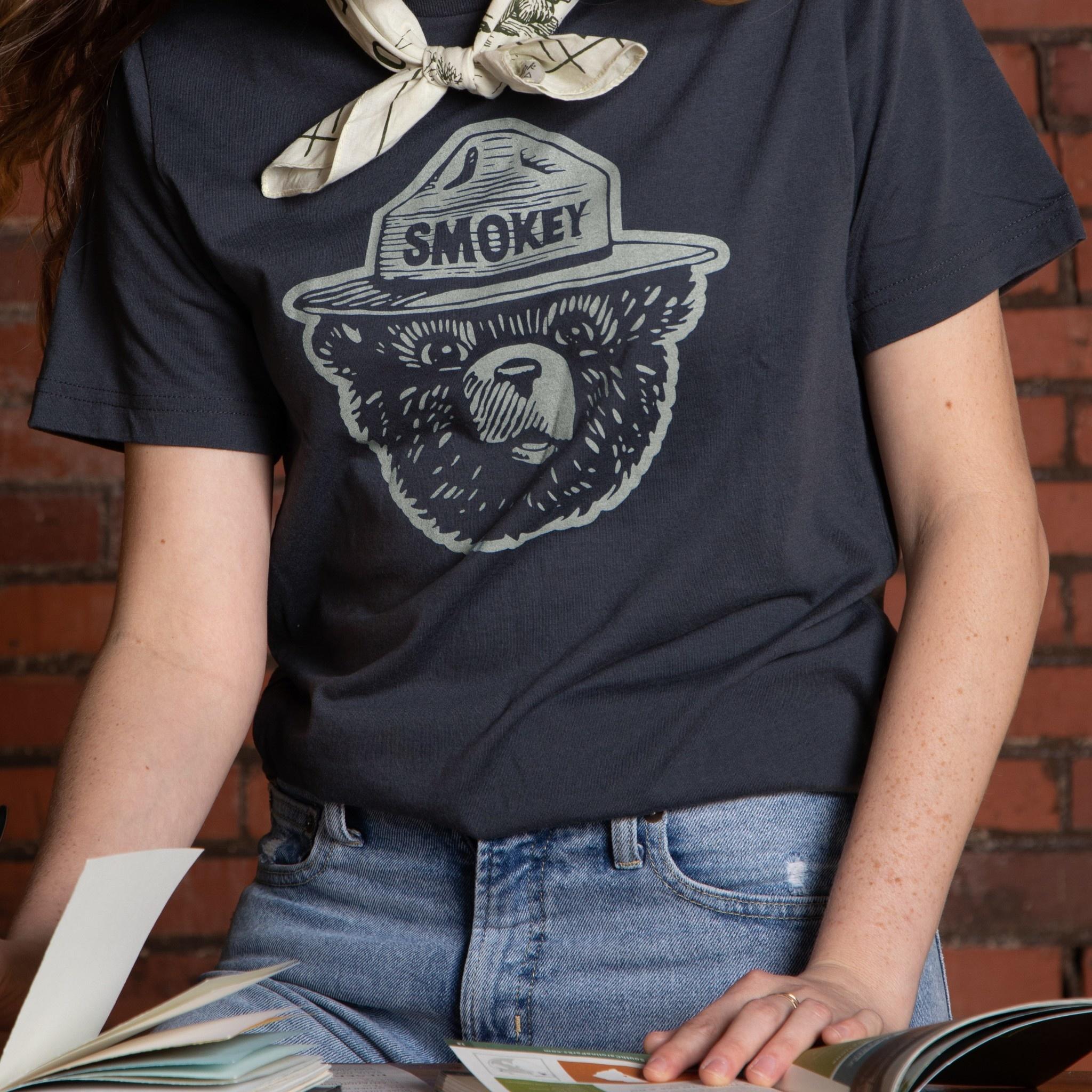 Smokey Logo T-Shirt