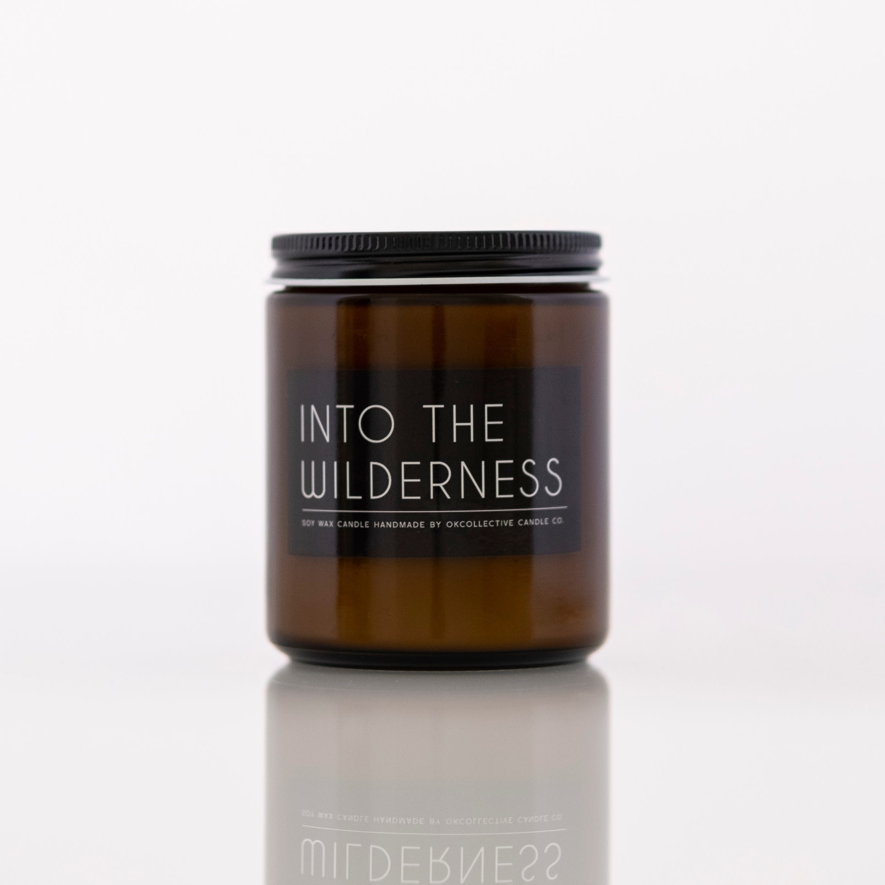 Into the Wilderness 8oz. Candle