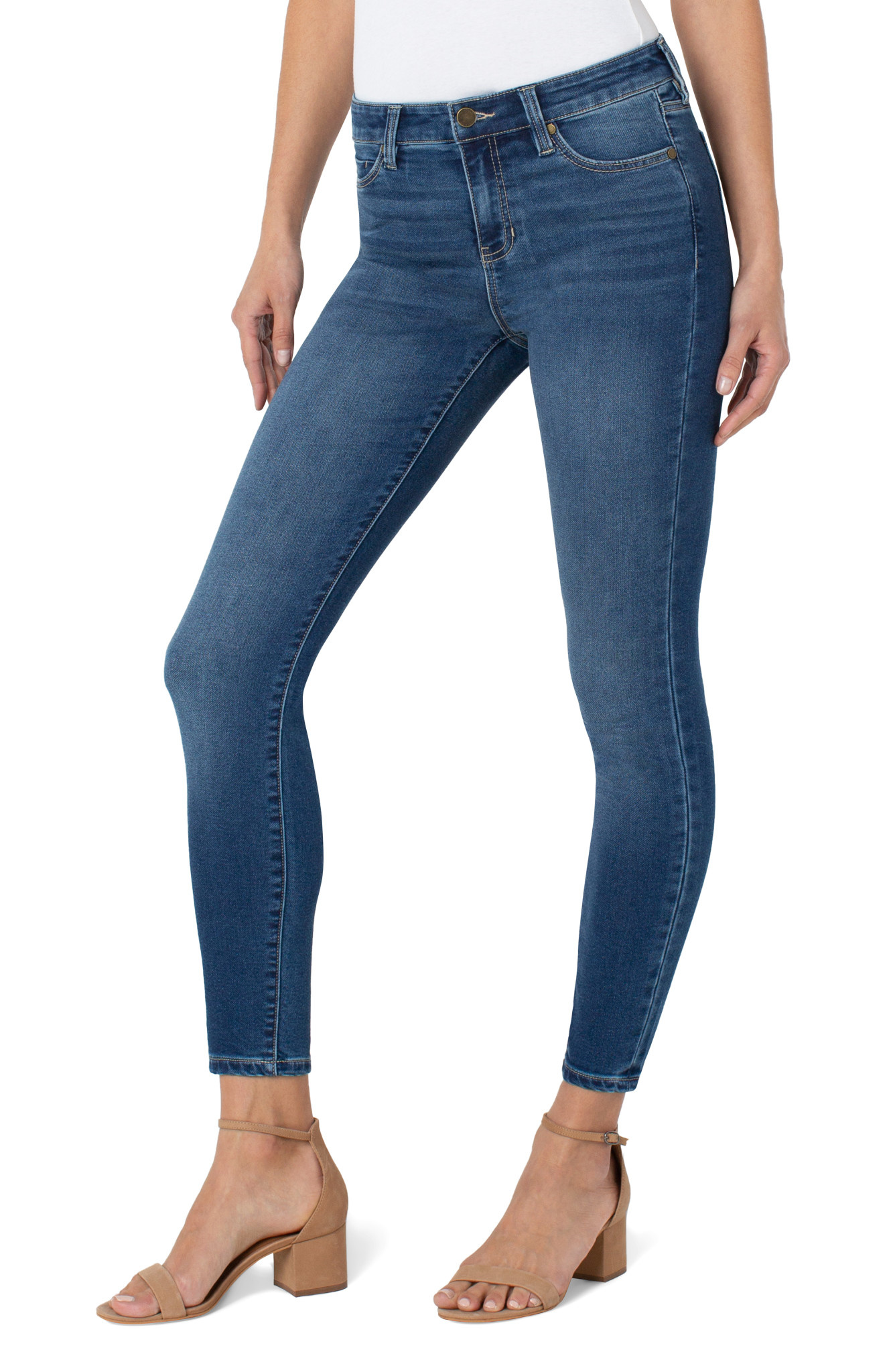 """Abby Ankle  28"""" Inseam"""
