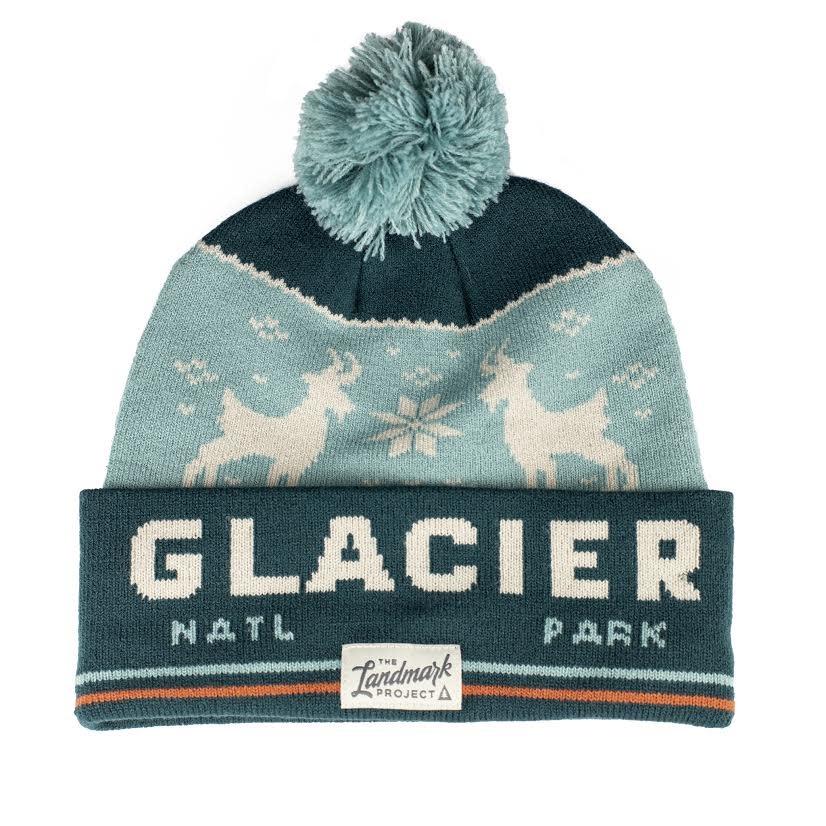 Glacier National Park Beanie