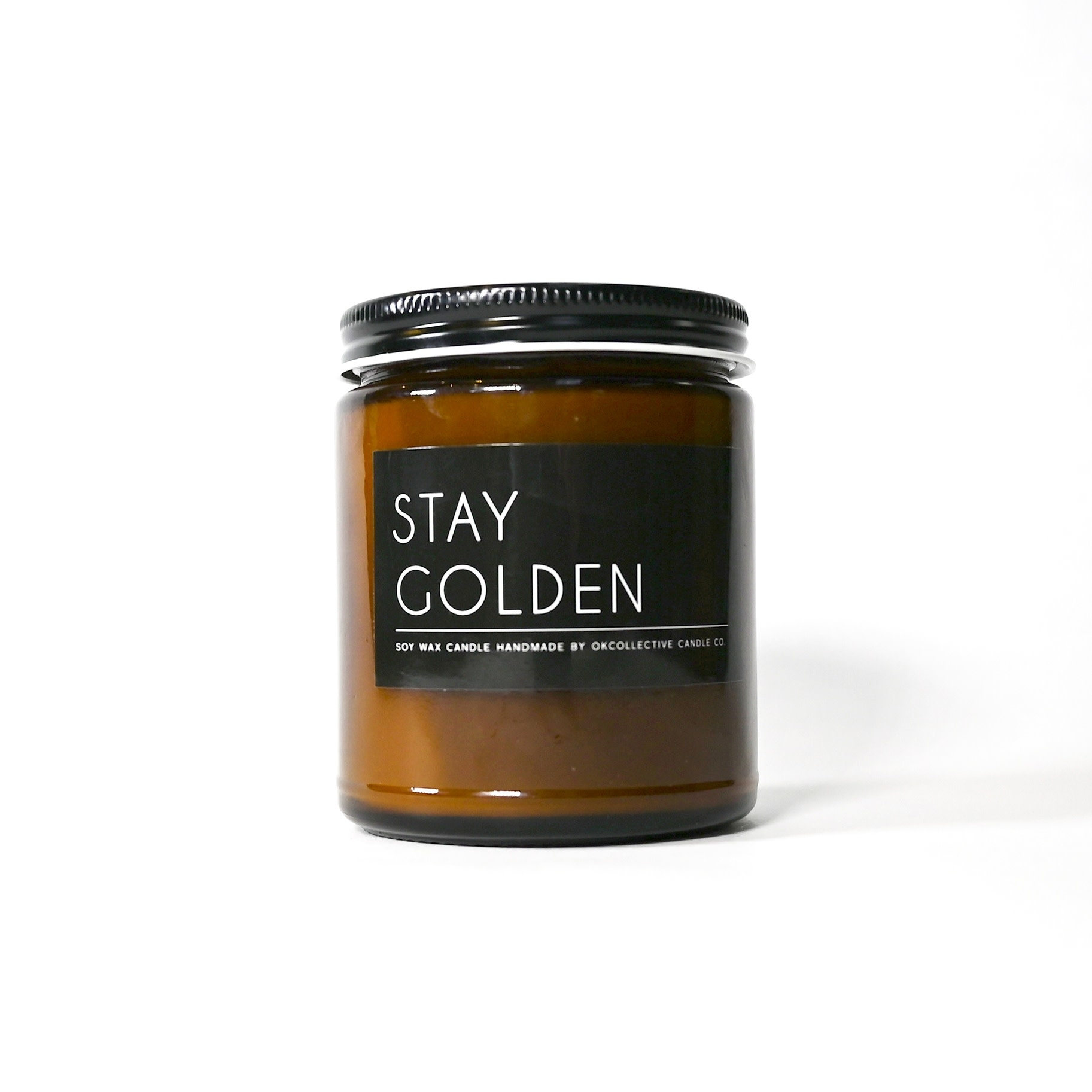 Stay Golden 8oz Candle