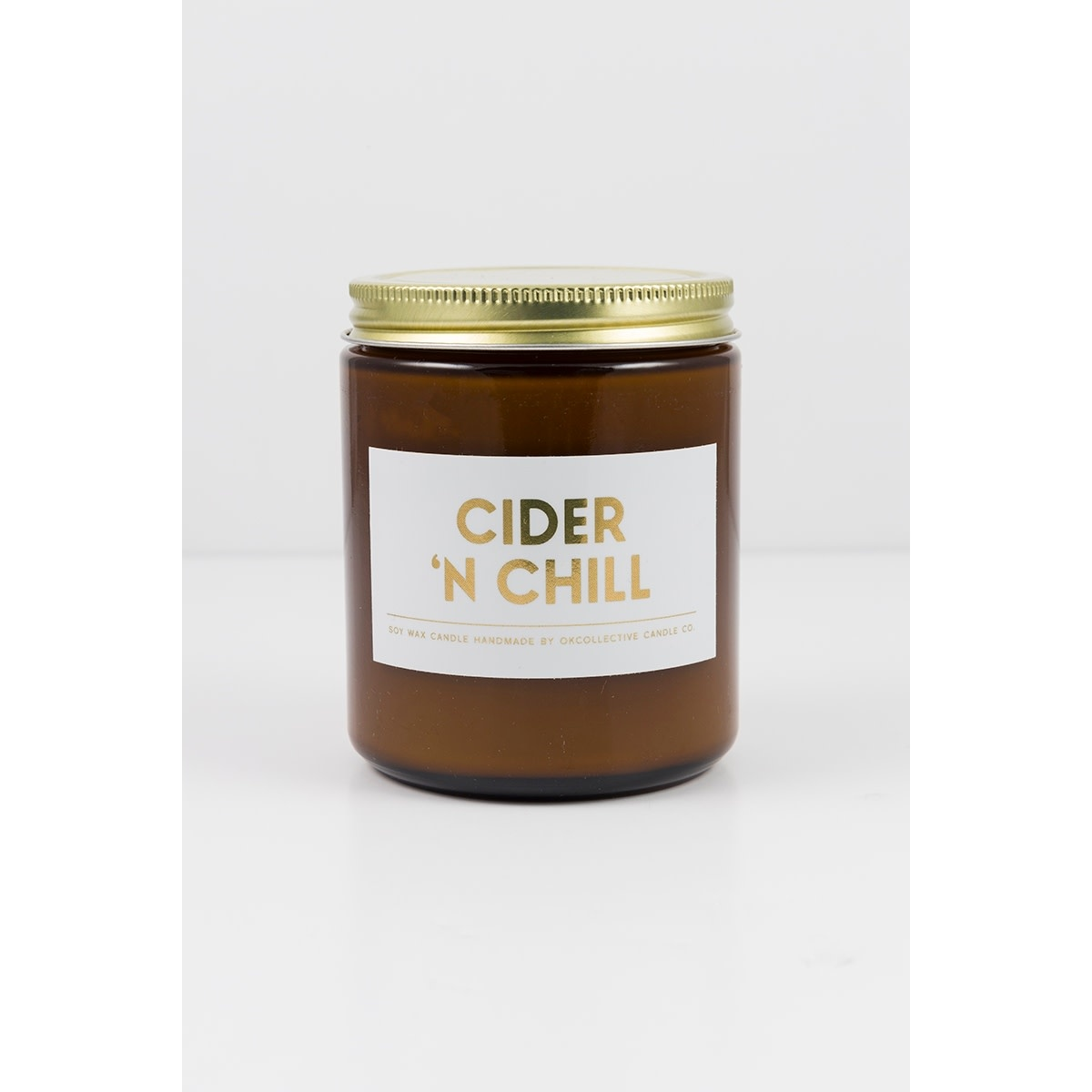 Cider 'n Chill 8oz Candle