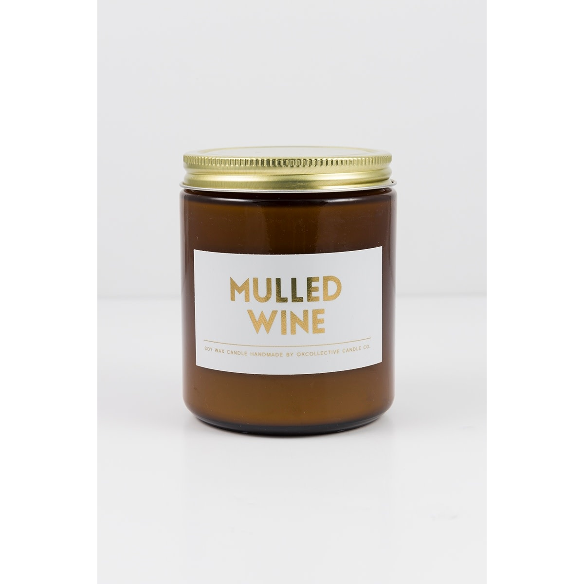 Mulled Wine 8oz Candle