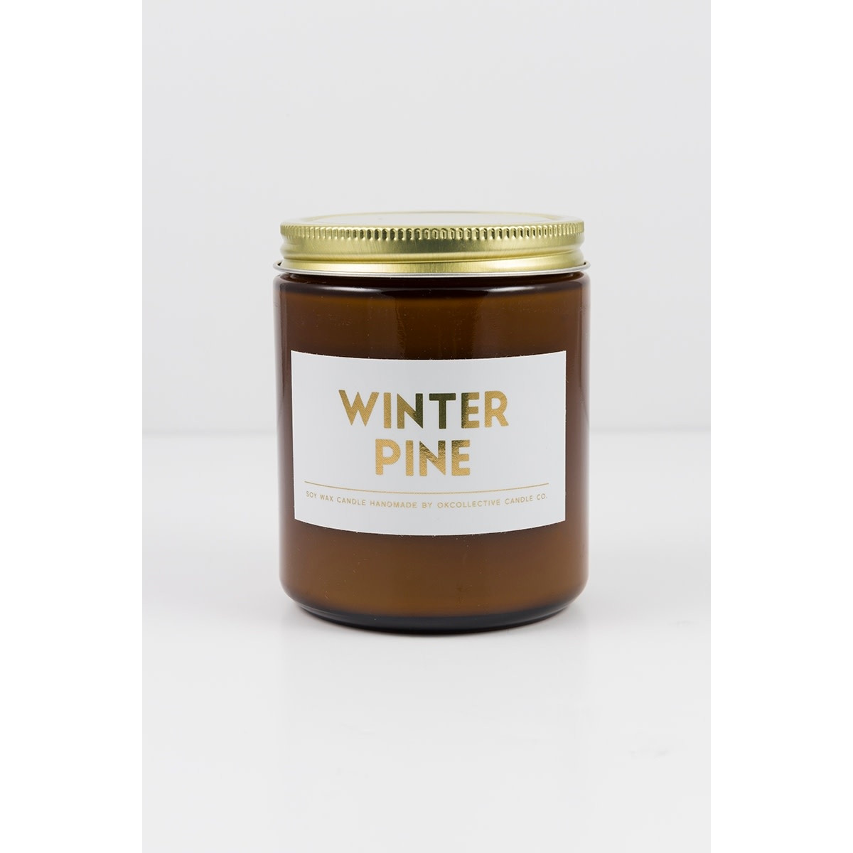 Winter Pine 8oz Candle